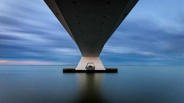Пейзажи в фотографиях Wim Denijs