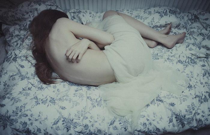 Сюрреалистические фотографии Laura Makabresku