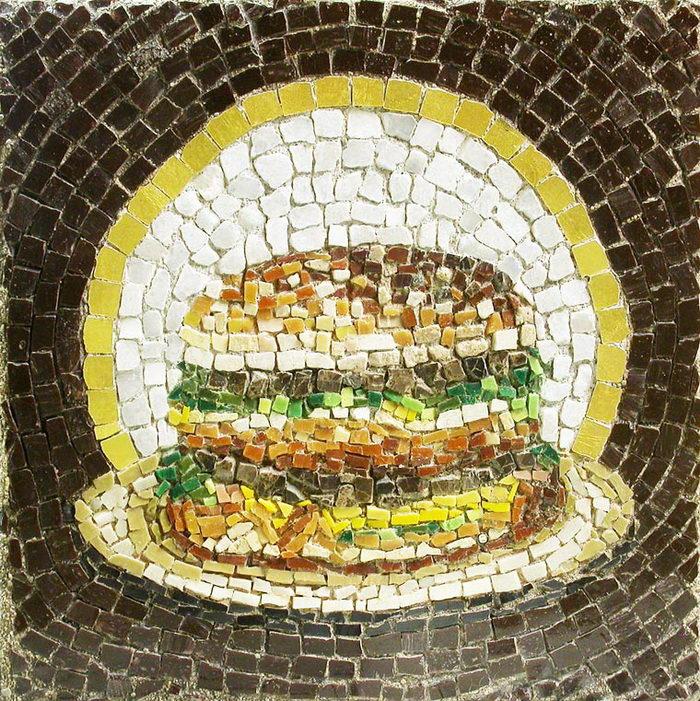 Современная мозаика Jim Bachor