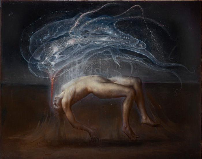 Мрачные картины Agostino Arrivabene