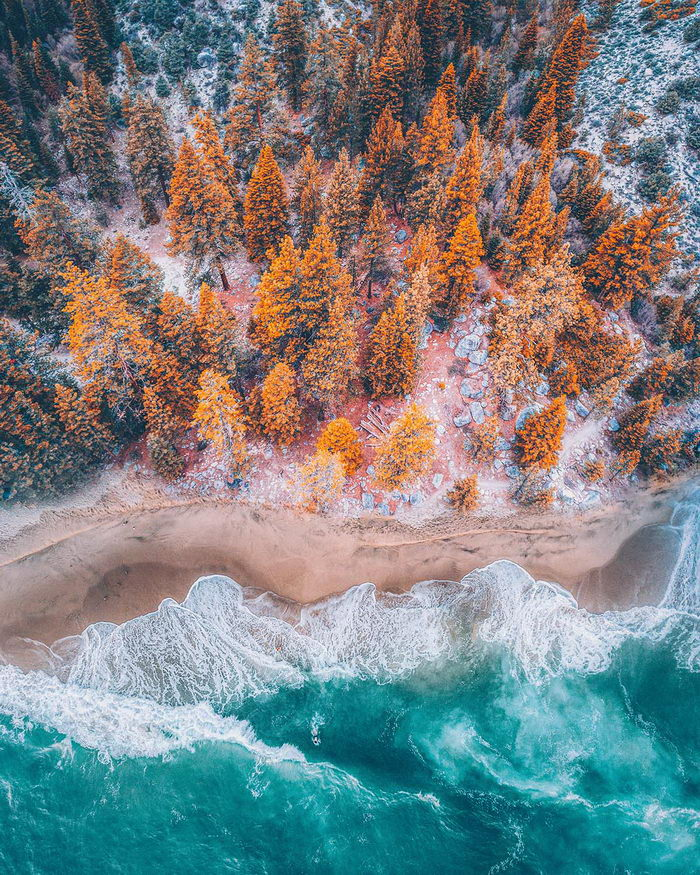 Великолепные аэрофотографии Niaz Uddin