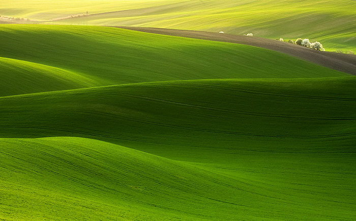 Моравия в фотографиях Marcin Sobas