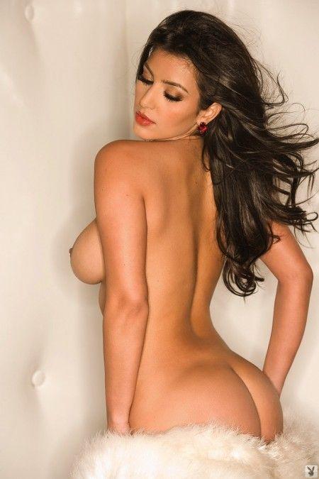 Kim Kardashian в Playboy