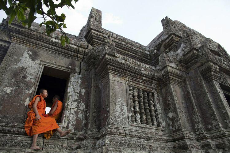 Пограничные бои между Таиландом и Камбоджей