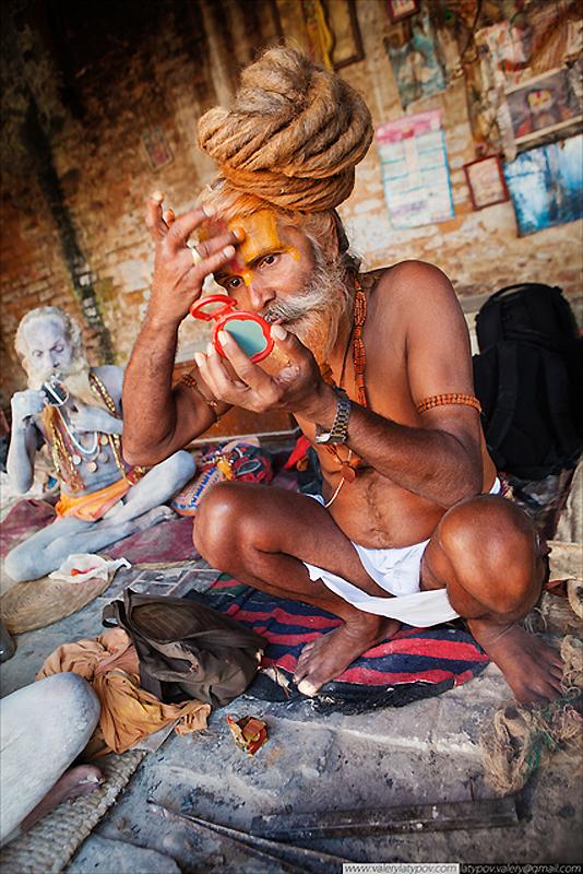 Непальские Садху