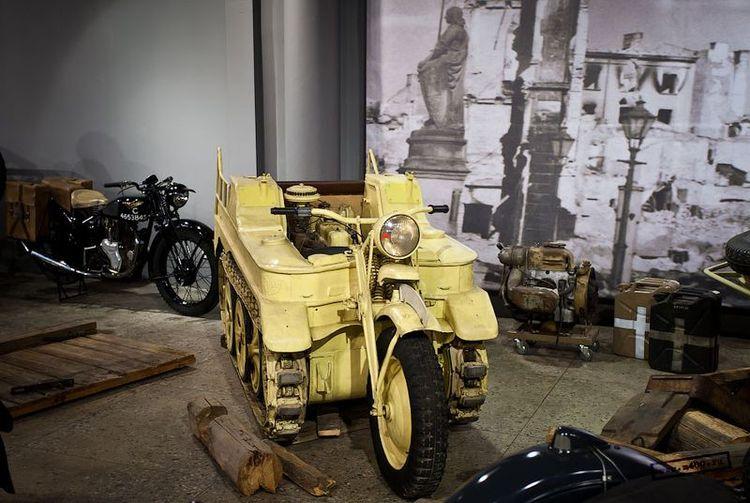 Рижский мотормузей (Часть 3)