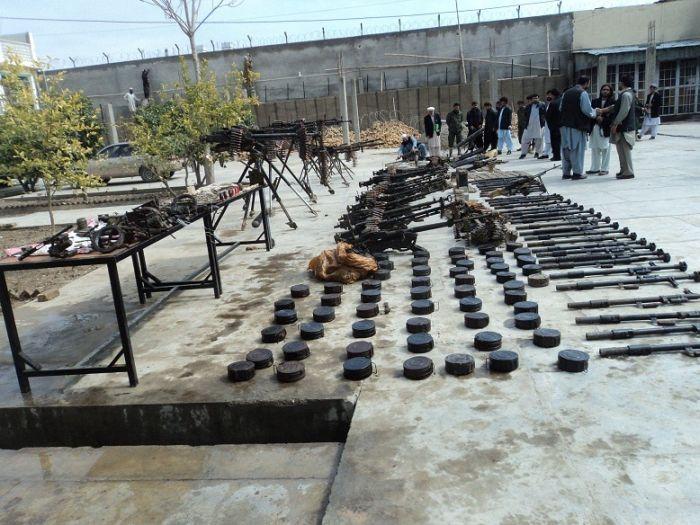Чем воюют в Талибане