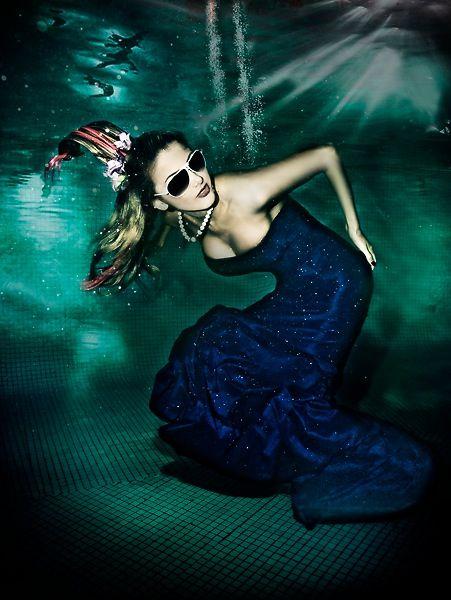 Подводная мода