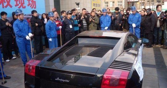 Отрываемся на Lamborghini Gallardo