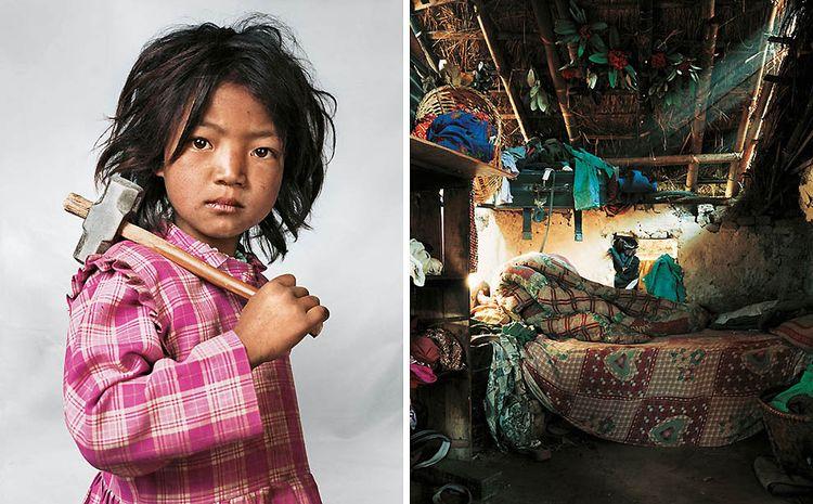 """Фотопроект """"Где спят дети"""""""