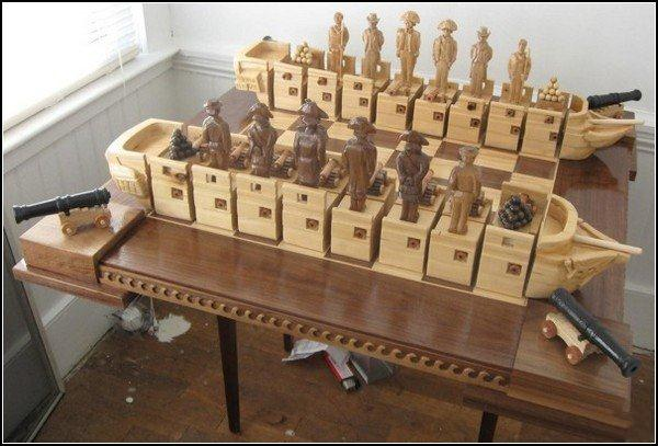 Военноморские шахматы