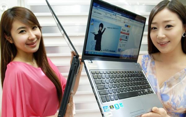 Тончайшие ноутбуки от LG