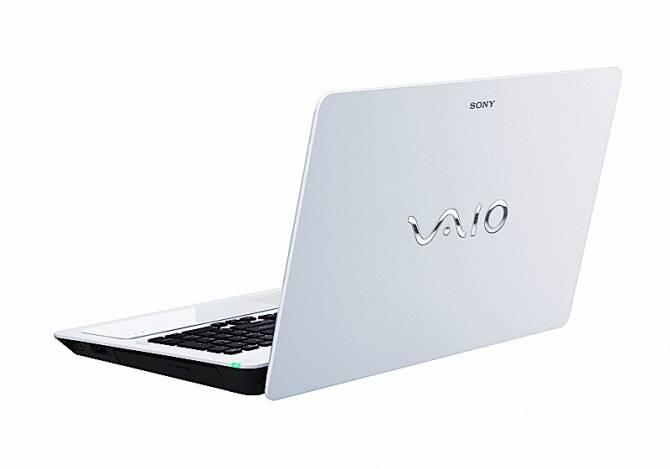 Ноутбуки от Sony серии SA и F