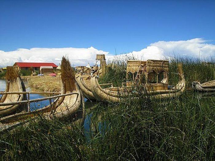 Озеро Титикака: фото и быт жителей местности