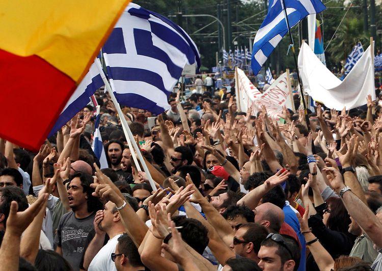Продолжение кризиса в Греции