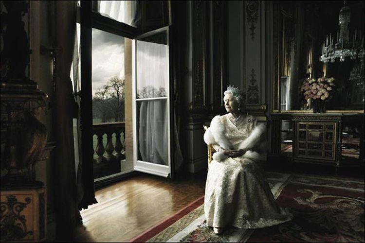 Выставка работ Анны-Лу Лейбовиц в Эрмитаже