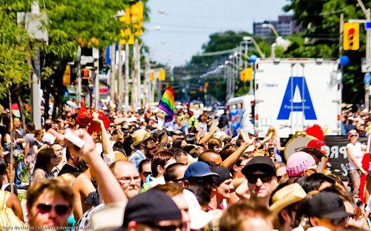 Торонтский гей-парад