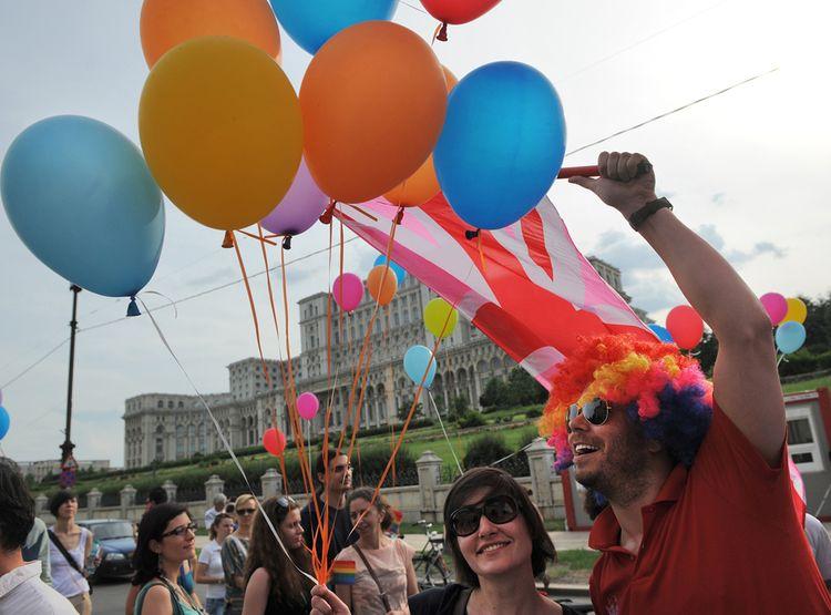 Мировые ЛГБТ со всего мира