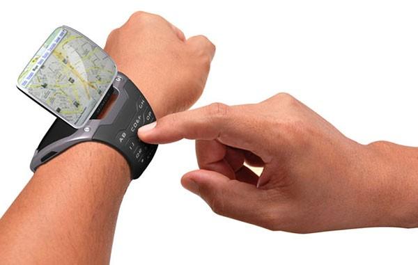 Часофон WristPC