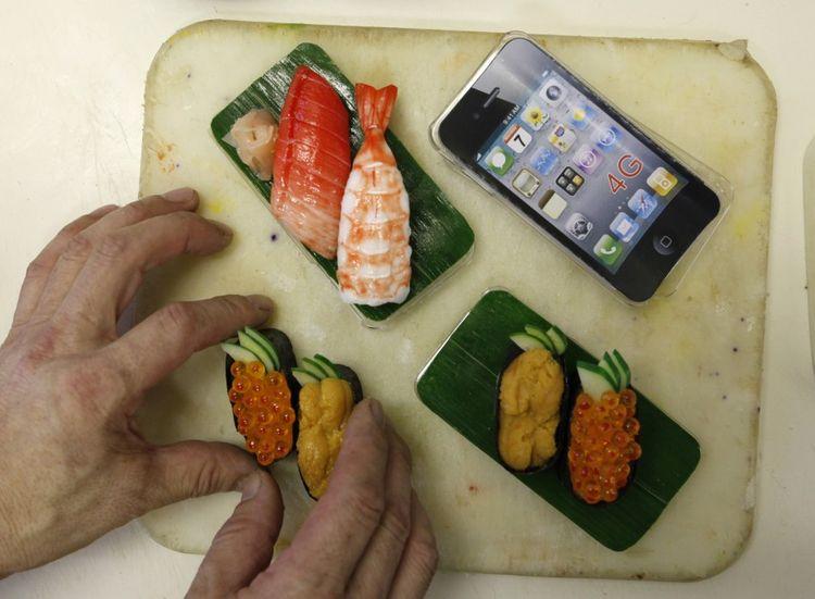 Вкусные чехлы для IPhone