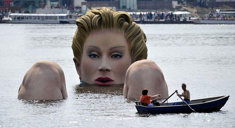 Гамбургская русалка