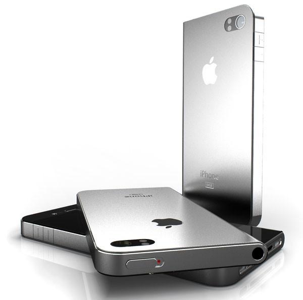 Новый  дизайн iPhone 5