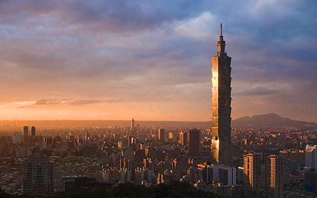 Самые высокие небоскребы