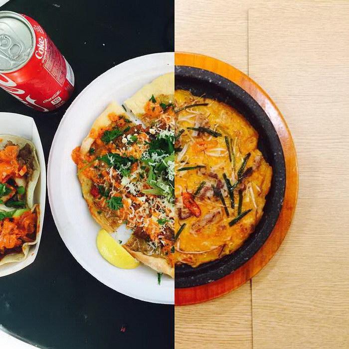 Нью-Йорк и Сеул: разница между людьми, менталитетом, едой и другими вещами