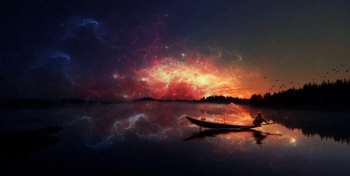 Атмосферные фото-коллажи Barbara Florczyk