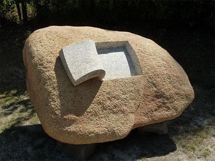 Резьба по камню Jose Manuel Castro Lopez