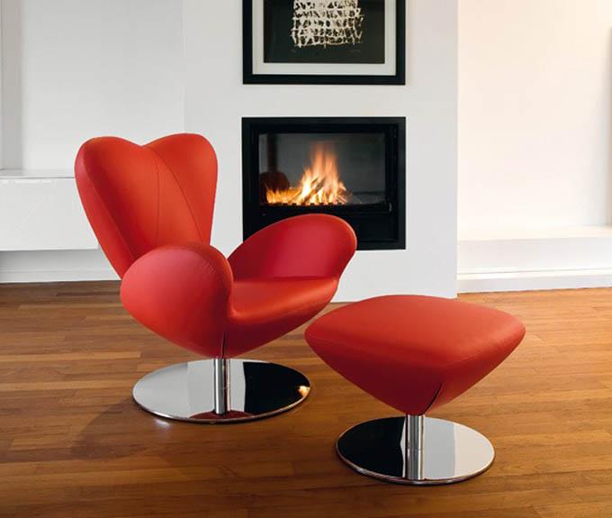 Прикольное кресло для тех, кто любит удобство