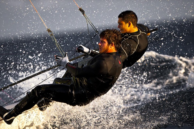 Спортивные фотографии Kurt Arrigo