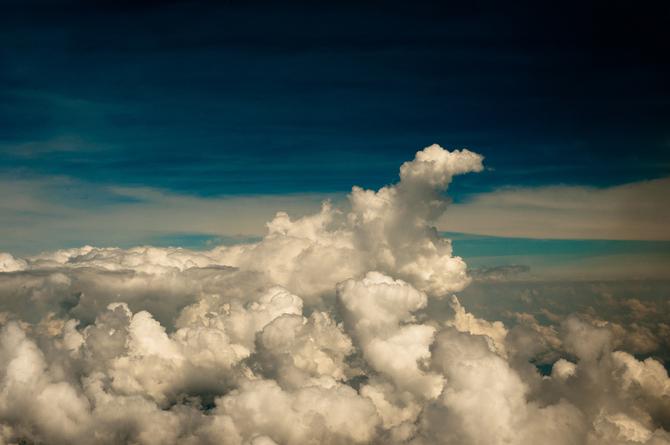 Фотографии из иллюминатора самолета Jo Fischer