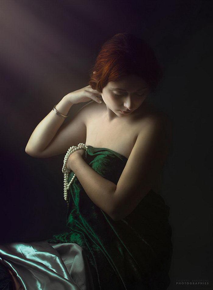 Нежные фотографии Thierry Bansront