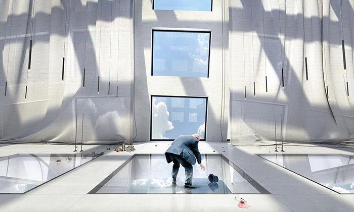 Big Bend: небоскреб по новой технологии на Манхэттене