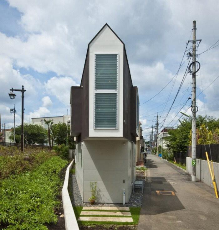 Просторный дом площадью 29 квадратных метров