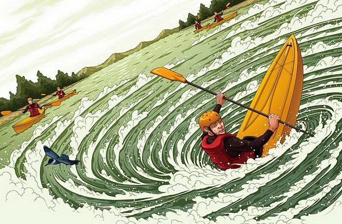 Иллюстрации Yuta Onoda