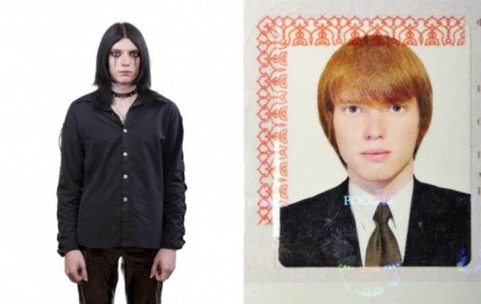 Как отличается человек в жизни от своей фотографии в паспорте