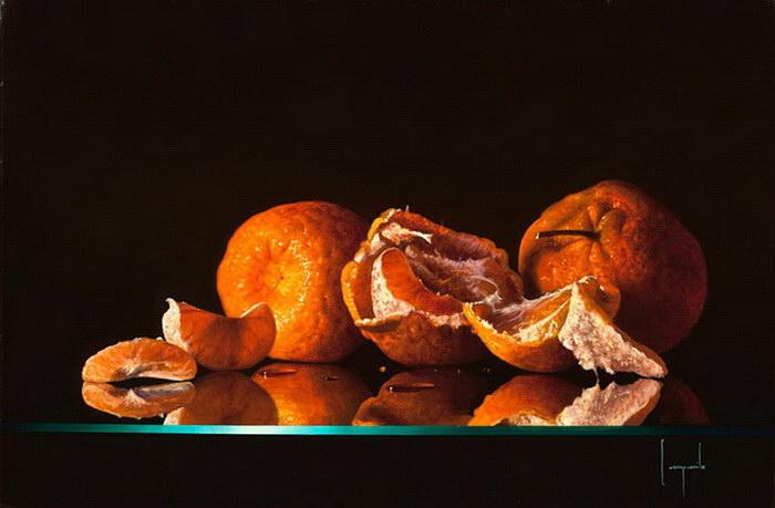 Аппетитные картины Dario Campanile