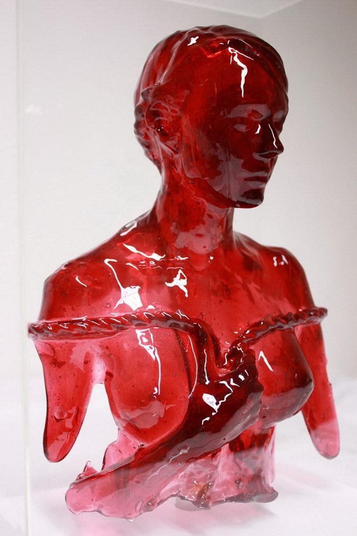 Сахарные скульптуры Joseph Marr