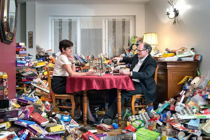 Не выкидывая мусор 4 года: проект Antoine Repess?