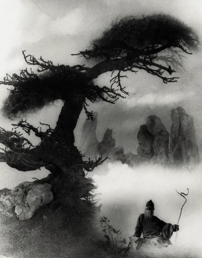 Фотография как картина: работы Lang Jingshan