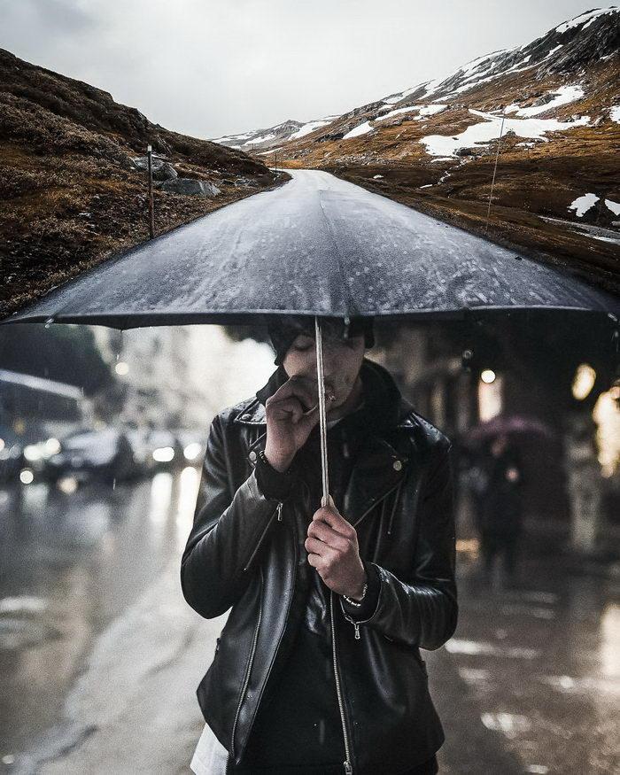 Неожиданные иллюзии Justin Peters