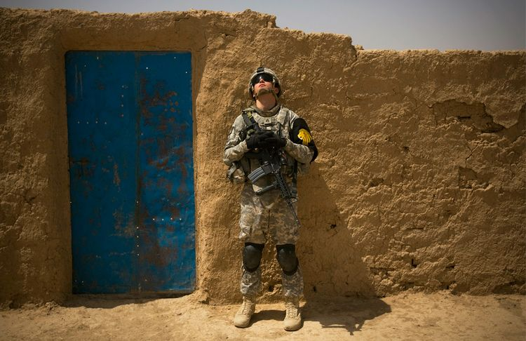 Будни Ирака