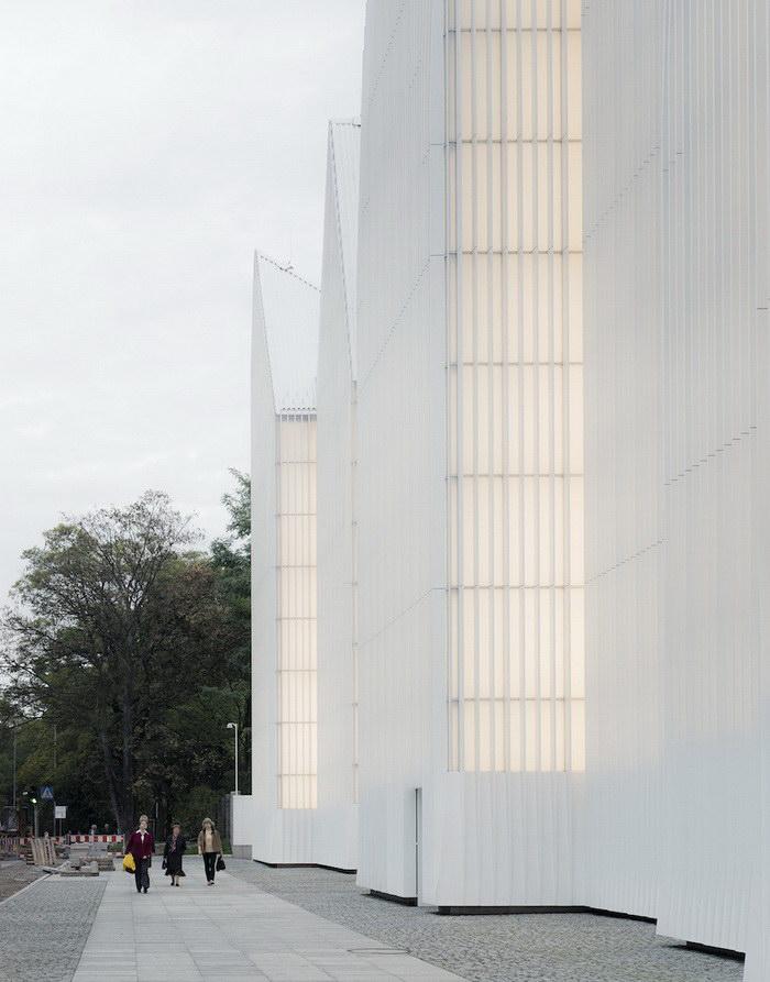 Филармония польского города Щецин