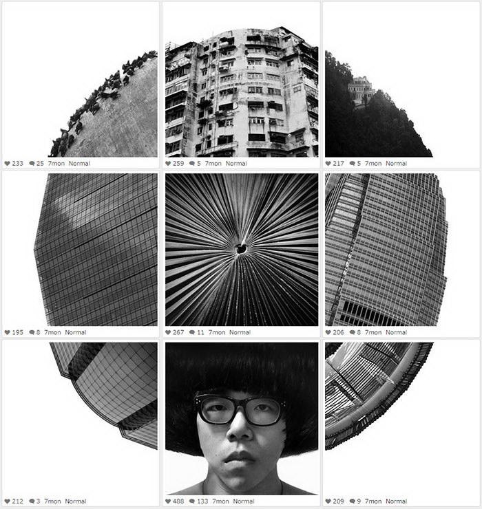 Коллажи в Инстаграме Ng Weijiang