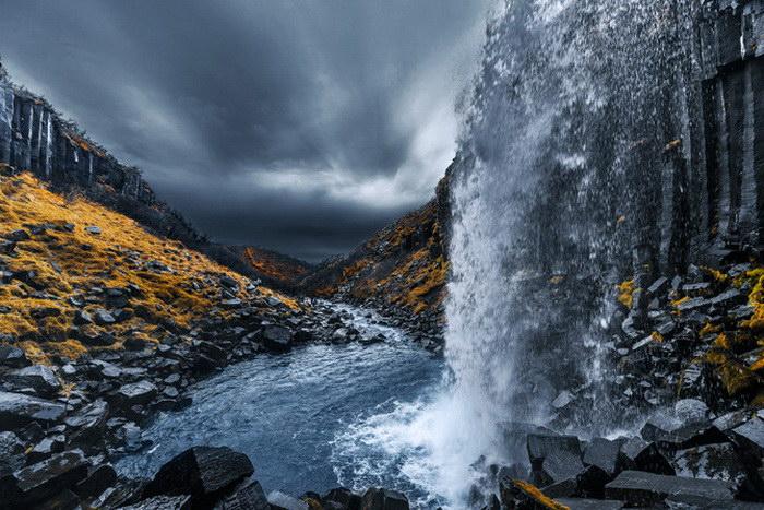 Пейзажный фотограф Daniel Reuber