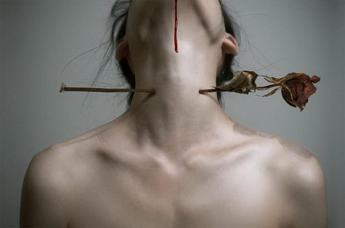 Геометрия тела в фотографиях Yung Cheng Lin