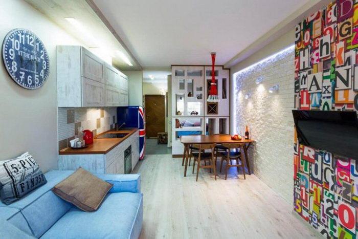 Однокомнатная квартира в Киеве