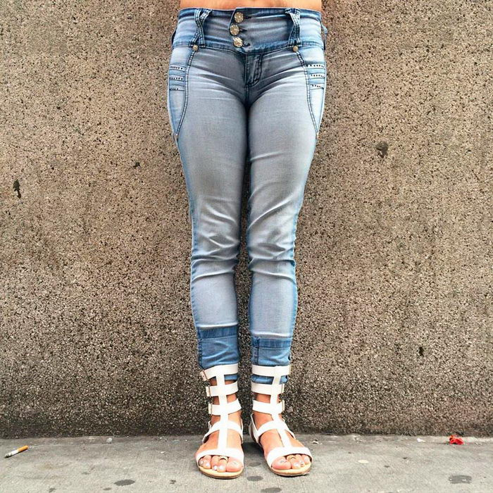Ноги Нью-Йорка: проект Stacey Baker